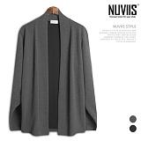 [뉴비스] NUVIIS - 모던 엠보 숄 가디건 (RM058CD)