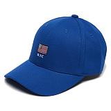 [그루브라임]Grooverhyme -2017 USA FLAG EMBROIFERY (BLUE) [GC004F13BL] 야구모자 볼캡