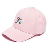 [그루브라임]Grooverhyme -2017 ALOHA SURFER (PINK) [GC006F13PI] 볼캡 야구모자