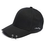 [그루브라임]Grooverhyme -2017 PIERCING CAP (BLACK) [GC009F13BK] 야구모자 볼캡