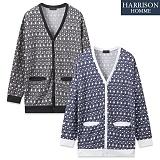 [해리슨] HARRSION 다이아 롱 가디건 CL1238