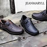 [장마릴 남성 캐주얼] jeanmaryll JM003 천연소가죽/에어쿠션/와이어/슬립온/로퍼