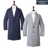 [해리슨] HARRSION 슬링 3버튼 코트 RW1421