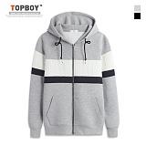 [탑보이] TOPBOY - 네오프렌 와이 엠보 후드집업 (RT559)