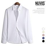 [뉴비스] NUVIIS - 레오 베이직 긴팔셔츠 (JS023SH)
