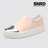 [SNRD 4.5cm 키높이 여성슬립온] SN169 핑크