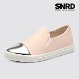 [SNRD 토캡 여성슬립온] SN166 핑크