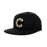 [크룩스앤캐슬] Crooks and Castles The Scramble Snapback in Black 스냅백