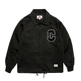 [세인트페인]SAINTPAIN - SP 17S C COACH JKT-BLACK 코치자켓 재킷