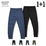 [로로팝] ★1+1★ Pitch [16s] 3 JJURI OVER JOGGER PANTS 오버 트레이닝 조거팬츠