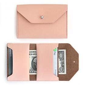 [퍼니메이드]폴더블 카드지갑 - 핑크