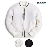 [모니즈] MONIZ  넥지퍼 네오프렌 블루종 BJP145
