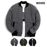 [모니즈] MONIZ  레게 골지 블루종 BJP120