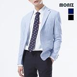 [모니즈] MONIZ  시어서커 테일러드 자켓 JKB003