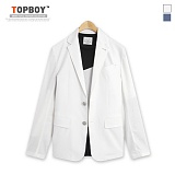 [탑보이] TOPBOY - 린넨스판 자켓 (JW414)