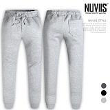 [뉴비스] NUVIIS - 무지 조거 트레이닝 팬츠 (ZA092LPT)