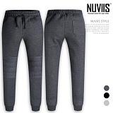 [뉴비스] NUVIIS - 핀턱 조거 트레이닝 팬츠 (ZA091LPT)