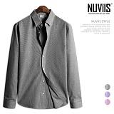 [뉴비스] NUVIIS - 씨잼 레그 긴팔 셔츠 (JS039SH)