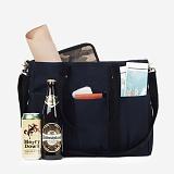 [모노노] MONONO - Super Oxford 8 Pocket 3 Way Bag - Navy 캔버스 숄더백 크로스백