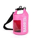[배럴]BARREL - 미니 드라이백 4L + 스트랩 네온 핑크 (BW6BDBA005NP4L)
