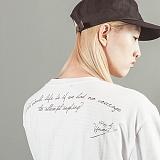 [라지크] RAZK - AWAKEN SL T-SHIRT (WHITE) 반팔 반팔티 티셔츠
