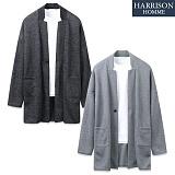 [해리슨] HARRSION 사카리바 롱 자켓 가디건 RT1195