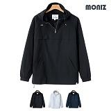 [모니즈] MONIZ  오버핏 울프 아노락 JPW209