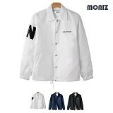 [모니즈] MONIZ  N패치 코치자켓 JPW208