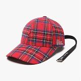 [피스메이커]PIECE MAKER - SL RING 6P CAP (RED) 볼캡 야구모자