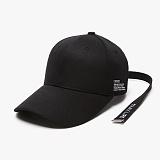 [피스메이커]PIECE MAKER - SL RING 6P CAP (BLACK) 볼캡 야구모자