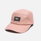 [피스메이커]PIECE MAKER - CLASSIC LEATHER CAMP CAP (SOFT PINK) 볼캡 야구모자