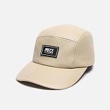 [피스메이커]PIECE MAKER - CLASSIC LEATHER CAMP CAP (BEIGE) 볼캡 야구모자