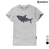 [앨빈클로]ALVINCLO  AST-3779G 상어 반팔 티셔츠