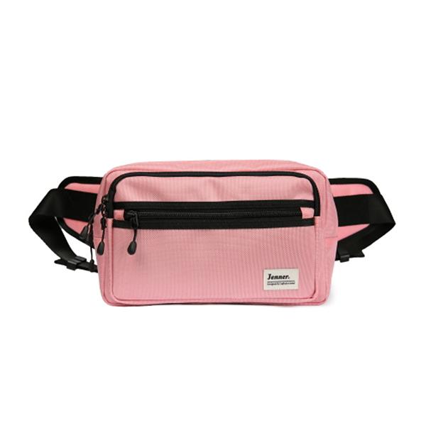 [제너] JENNER AROUND WAIST BAG PINK U5 어라운드 웨이스트백 핑크