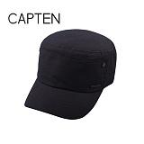 [캡텐] CAP10 앞판 덧댐 장식 기병모 BLACK(BK58)