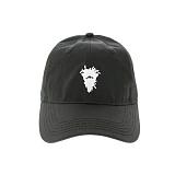 [크룩스앤캐슬]Crooks and Castles CRYPTIC MEDUSA CAP BLACK 야구모자 볼캡
