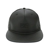 [크룩스앤캐슬]Crooks and Castles LOGO SNAPBACK BLACK 스냅백