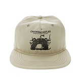 [크룩스앤캐슬]Crooks and Castles CENSORED SAND 스냅백