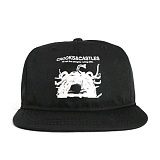 [크룩스앤캐슬]Crooks and Castles CENSORED BLACK 스냅백
