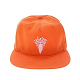 [크룩스앤캐슬]Crooks and Castles BANDUSA SNAPBACK ORANGE 스냅백