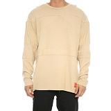 [크룩스앤캐슬]Crooks and Castles L/S HOCKEY JERSEY FURY NOMAD KHAKI 롱슬리브 긴팔티