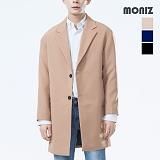 [모니즈] MONIZ  도비 베이직 코트 CTM266