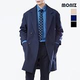[모니즈] MONIZ  싹스 더블 코트 CTM264
