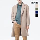 [모니즈] MONIZ  팀 싱글 코트 CTM253