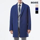 [모니즈] MONIZ  드랍 롱 코트 CTM231