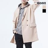 [모니즈] MONIZ  더블 하프 코트 CTM222