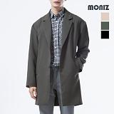 [모니즈] MONIZ  와플 하프 코트 CTM211