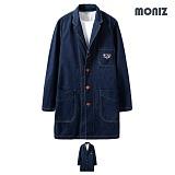 [모니즈] MONIZ  바바리 청자켓 JKD053
