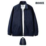 [모니즈] MONIZ  위싱집업 청자켓 JKD048