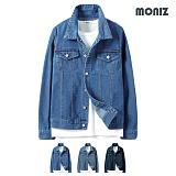 [모니즈] MONIZ  베이직 청자켓 JKD044